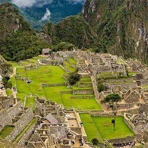 Paisaje Machu Picchu