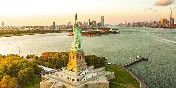Nueva York Estatua Libertad
