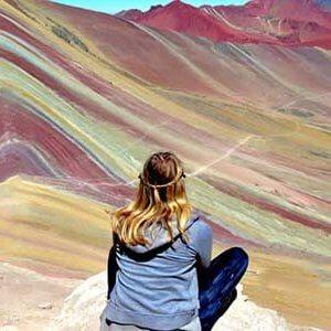 Montaña de Colores en Cusco