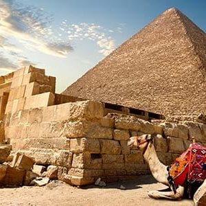 Turismo Pirámides de Egipto