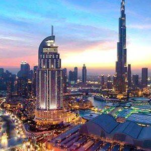 Dubai y Egipto