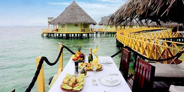 Hotel-Punta Caracol Acqua Lodge
