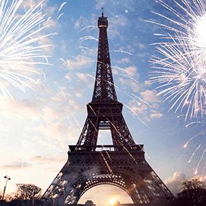 Fin de año en Europa