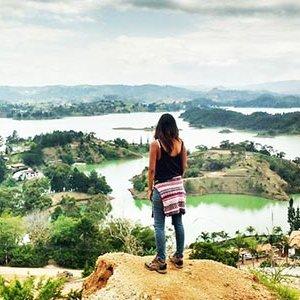 Guatapé - Medellín