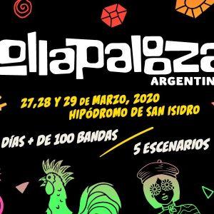 Lollapalooza - Argentina