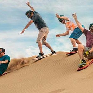 Tours Sandboarding Huacachina Buggies