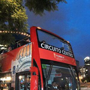 Turibus en Ciudad de Mexico