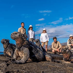 Turismo en Galápagos