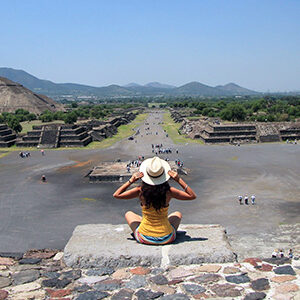 Tour a Pirámides de Teotihuacan