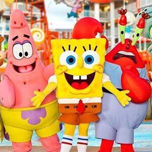 Nickelodeon Rivera Maya