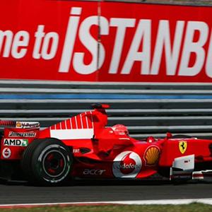 Formula 1 en Estambul